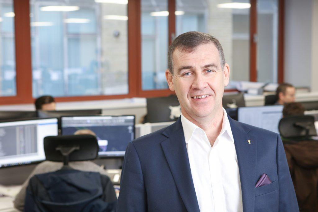 Sean Keyes Managing Director Sutcliffe Engineers Liverpool