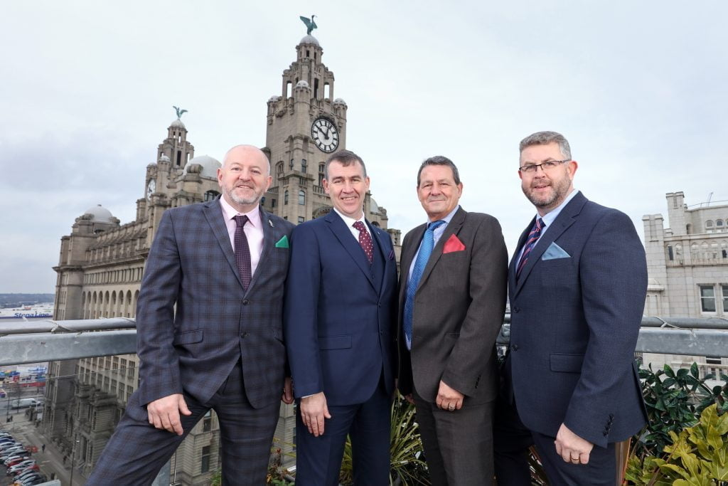 Sutcliffe Liverpool Engineers Directors Sean Keyes William Baldwin Ian MacIver Martin Pocock