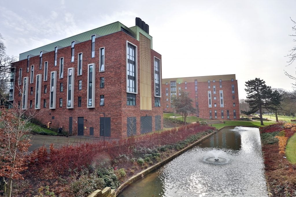University of Liverpool Greenbank Campus