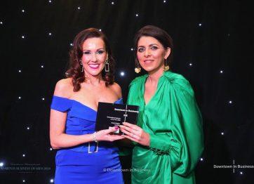 Jacqui Hughes award